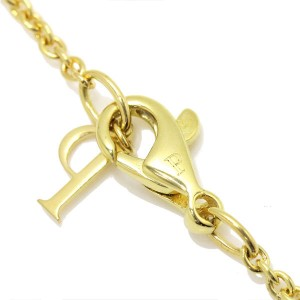 Piaget 18K Yellow Gold Possession Diamond Necklace