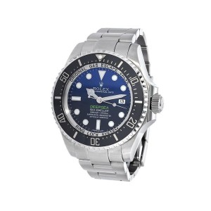 Rolex Deepsea Sea-Dweller 116660 James Cameron Stainless 44mm Mens Watch