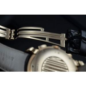 Audemars Piguet 26145OR Millenary Chronograph 18K Rose Gold Mens Watch