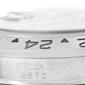 Rolex Explorer II 16570 Parachrom Hairspring Stainless Steel 40mm Mens Watch 2007