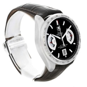 Tag Heuer Grand Carrera CAV511A.FC6225 Stainless Steel 43mm Watch