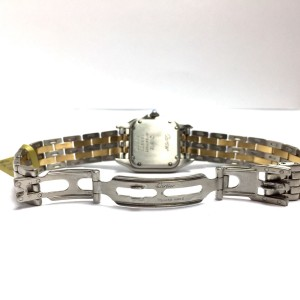 Cartier Panthere 18K Yellow Gold & Stainless Steel Luxury 22mm Womens Watch