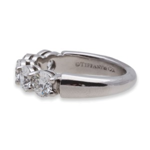 Tiffany & Co. Platinum Diamond Ring