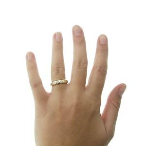 Tiffany & Co. 18K Yellow Gold Diamond Ring