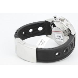 Breitling Superocean Heritage U23370 Rose Gold Bezel Rubber Strap Watch