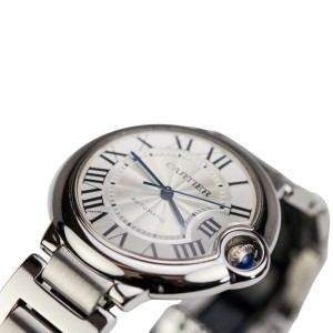 Cartier Ballon Bleu 36mm Mid Size Automatic Unisex Watch W6920046