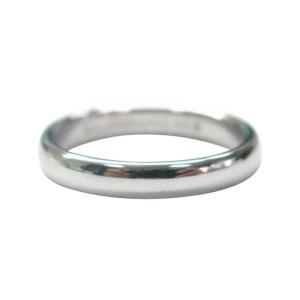 Tiffany & Co. Lucida Platinum Wedding Band Ring