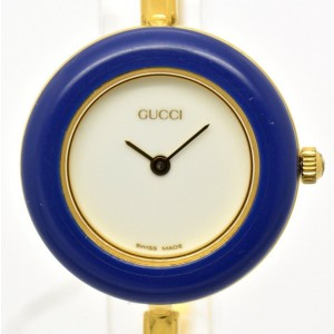 Gucci 11/12.2 Metal Plated Quartz 26mm Womens Watch