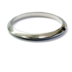 Tiffany & Co. Platinum Wedding Band Ring