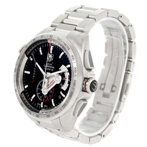 Tag Heuer Grand Carrera CAV5115 Calibre 36 Stainless Steel Automatic 43mm Mens Watch