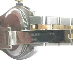 Rolex Datejust 179173 26mm Stainless Steel & Yellow Gold Diamond Watch