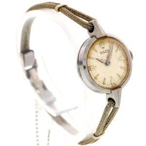 Rolex Stainless Steel Ladies Vintage 1940's Watch