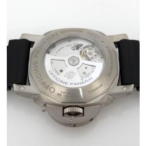 Panerai Luminor PAM00305 Stainless Steel & Rubber 46mm Watch
