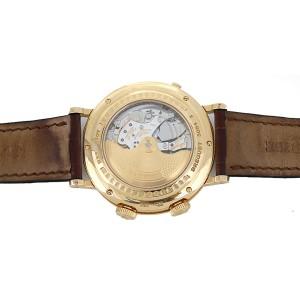 Breguet Le Réveil du Tsar 5707BA/12/9V6 18K Yellow Gold & Leather Automatic 39mm Men's Watch
