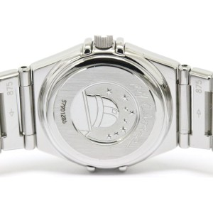 Omega Constellation 1561.51 Stainless Steel Quartz 22mm Womens Watch