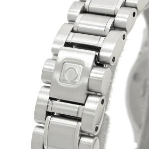 Omega Seamaster 2584.80 Stainless Steel Quartz 28mm Womens Watch