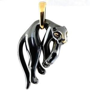 Cartier Panthere Silverium Pendant