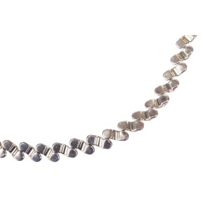 Sterling Silver Italian Figural Necklace