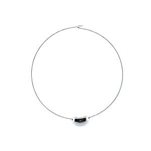 Tiffany & Co. Bean Hard Chain Necklace