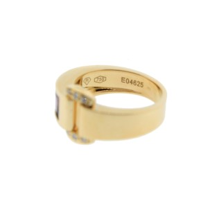 Piaget 18K Yellow Gold Miss Protocole Ring