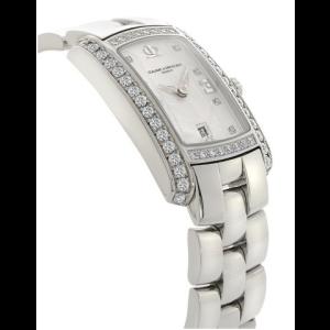 Baume & Mercier 8513 Hampton Milleis Stainless Steel Womens Watch