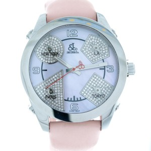 Jacob & Co. Five Time Zone Ladies Watch