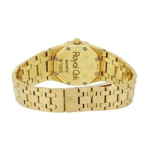 Audemars Piguet Royal Oak 1309 18K Yellow Gold 24.5mm Watch