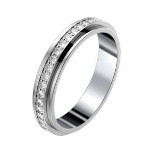 Piaget White Gold Diamond Wedding Ring