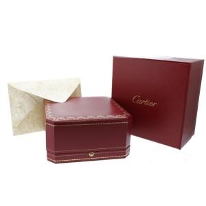 Cartier Love B6035417 Bracelet White Gold Size 16