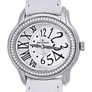 """Audemars Piguet """"Diamond Millenary"""" Stainless Steel Watch"""