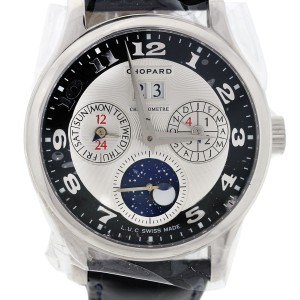 Chopard Platinum L.U.C. Lunar One Perpetual Calendar Watch