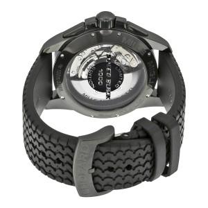 Chopard Speed Black 3 Mille Miglia Gran Turismo XL Stainless Steel & Rubber 44mm Watch