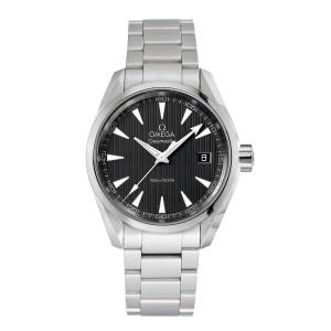 Omega Seamaster Aqua Terra 231.10.39.60.06.001 Grey Dial 38.5mm Mens Watch