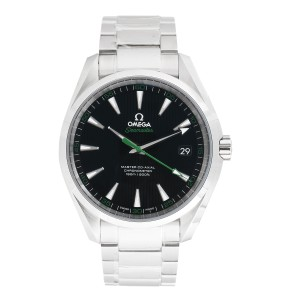 Omega Seamaster Aqua Terra 23110422101004 Stainless Steel 41.5mm Mens Watch
