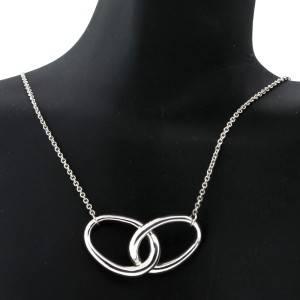 Tiffany & Co. Interlocking Ovals Necklace