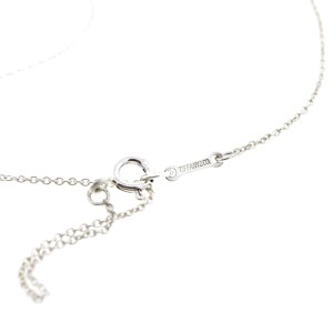 Tiffany & Co. Elsa Peretti Large Bean Pendant Necklace