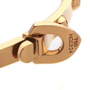 Louis Vuitton 18K Rose Gold Diamond Bangle Bracelet