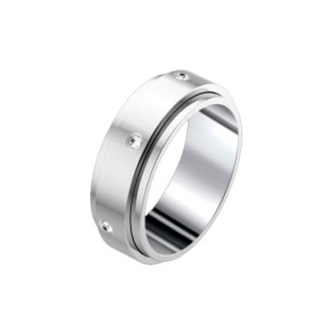 Piaget 18K White Gold Possession Band Ring