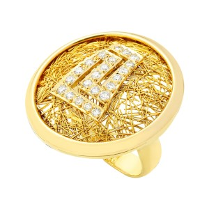 Maiander Ring