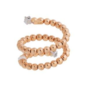 Rina Limor Rose Gold Flexible Snake Ring