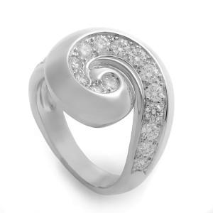 Van Cleef & Arpels Diamond Breeze 18K WG Ring