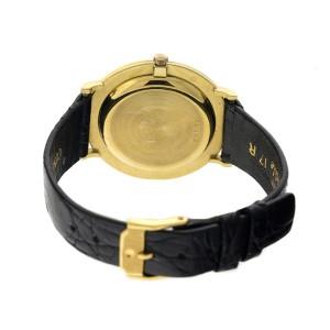 Audemars Piguet AP7 Round Turler Dial 18K Yellow Gold Womens Watch