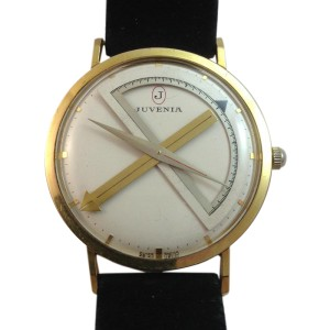 Vintage Juvenia Protractor Watch