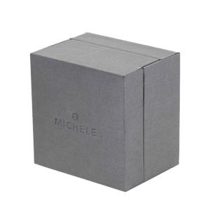 Michele Signature Deco Non-Diamond, Diamond Dial