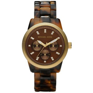 Michael Kors Jet Set Tortoise Shell