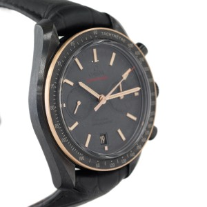 Omega Speedmaster Dark Side Of The Moon Sedna Gold Mens Watch