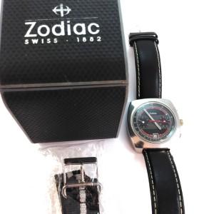 Zodiac Chronograph Stainless Steel