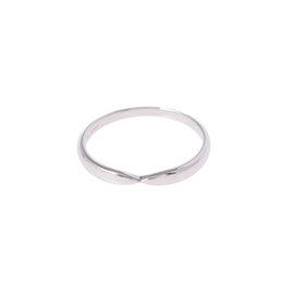 Tiffany & Co. 950 Platinum Harmony Ring 10.75