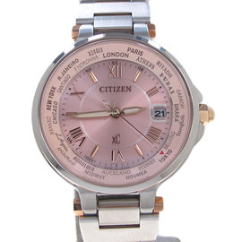Citizen EC1014-65 W Stainless Steel 28mm Watch