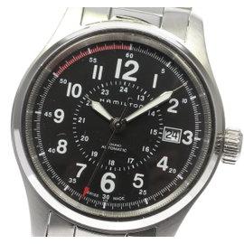 Hamilton Khaki Stainless Steel Automatic 40mm Mens Watch